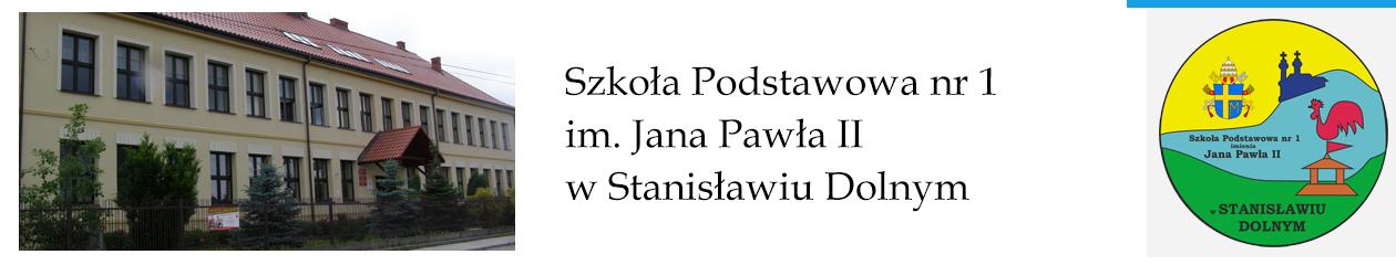 Szkoła Podstawowa nr 1 w Stanisławiu Dolnym
